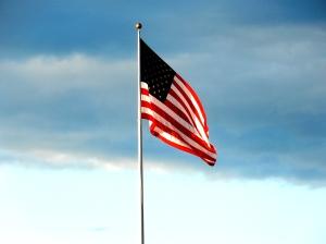 AmericanFlagContrast